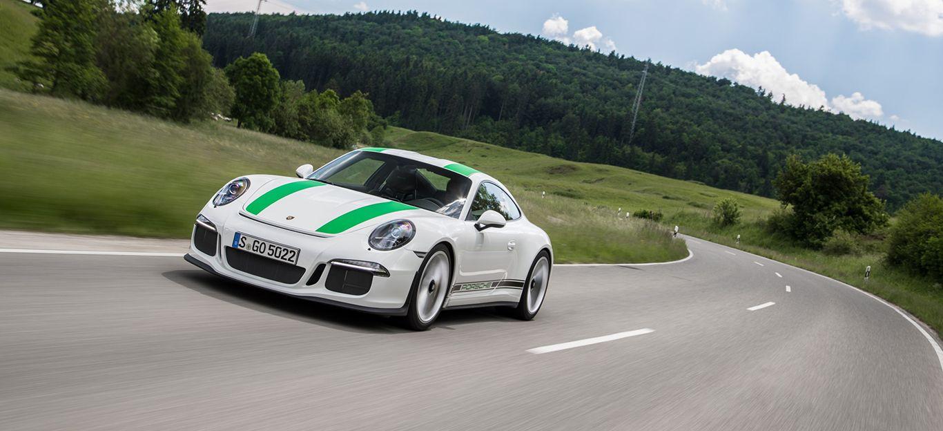 Artikelbild Beschreibung Fahrbericht Porsche 911R5924