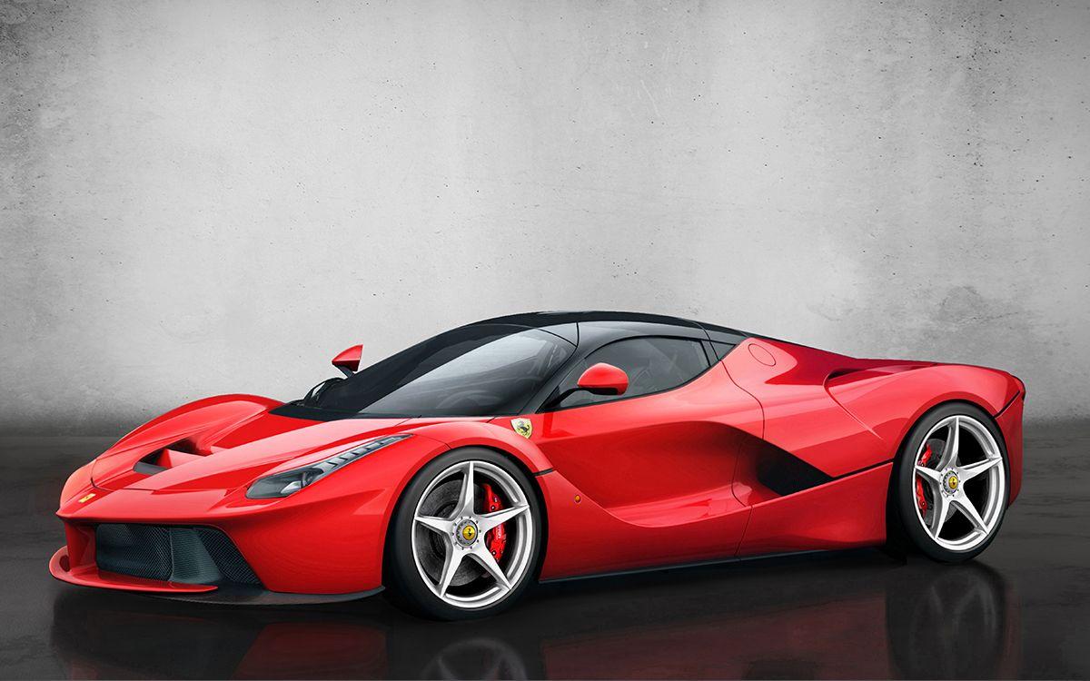 Standbild Ferrari LaFerrari schräg links vorne