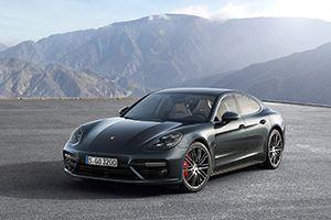 Artikelbild BeschreibungDer Porsche Panamera Turbo: Feuertaufe auf der Nordschleife5973