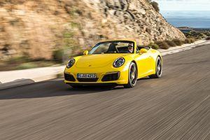 Artikelbild BeschreibungTest des Porsche 911 Carrera S Cabriolet 5977