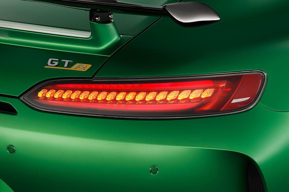 Mercedes AMG GT R Rücklicht