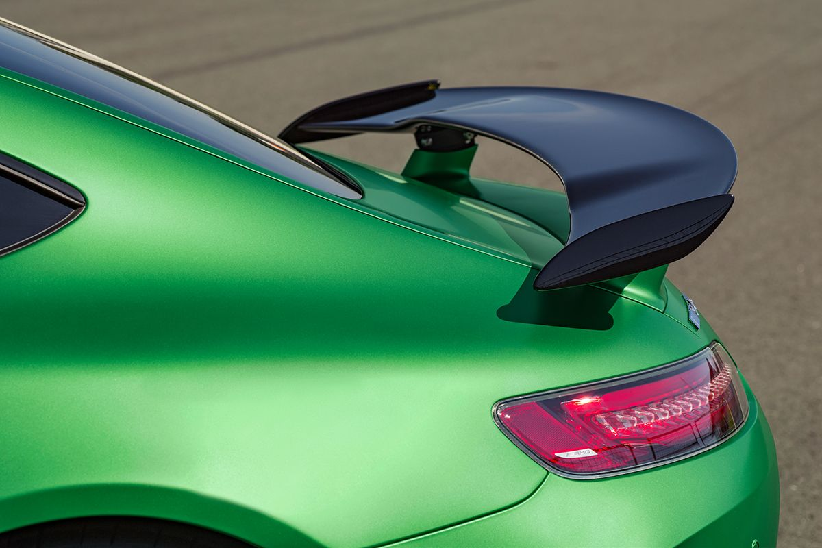 Mercedes-AMG GT R Heckflügel