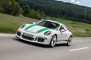 Artikelbild Beschreibung Fahrbericht Porsche 911 R6076