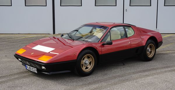 Artikelbild BeschreibungFerrari 512 BBi: Maranellos Mittelmotordebüt6183