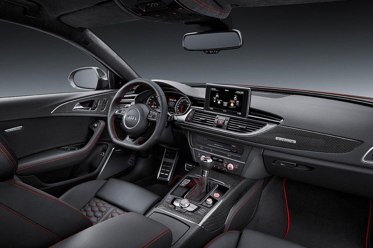 Audi RS Avant Innenraum
