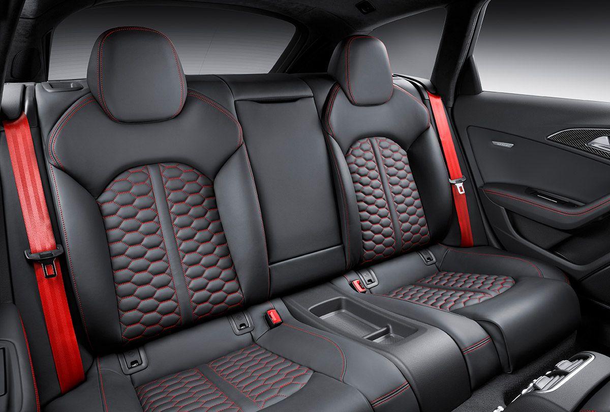 Audi RS6 Avant Innenraum