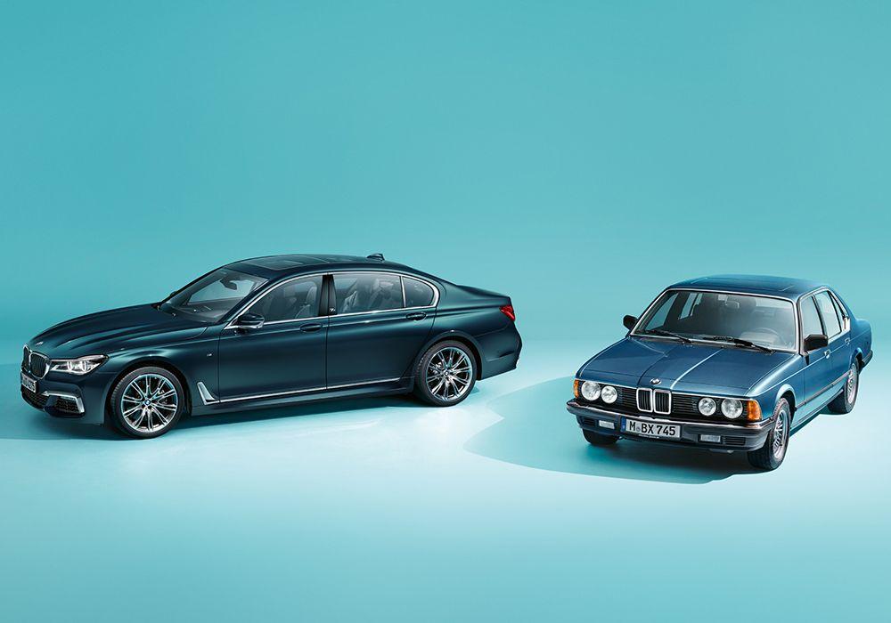 BMW 7er 2017 Sonderedition 40 Jahre