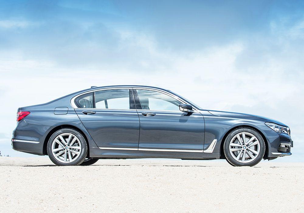 BMW 7er G11 G12 Seitenansicht