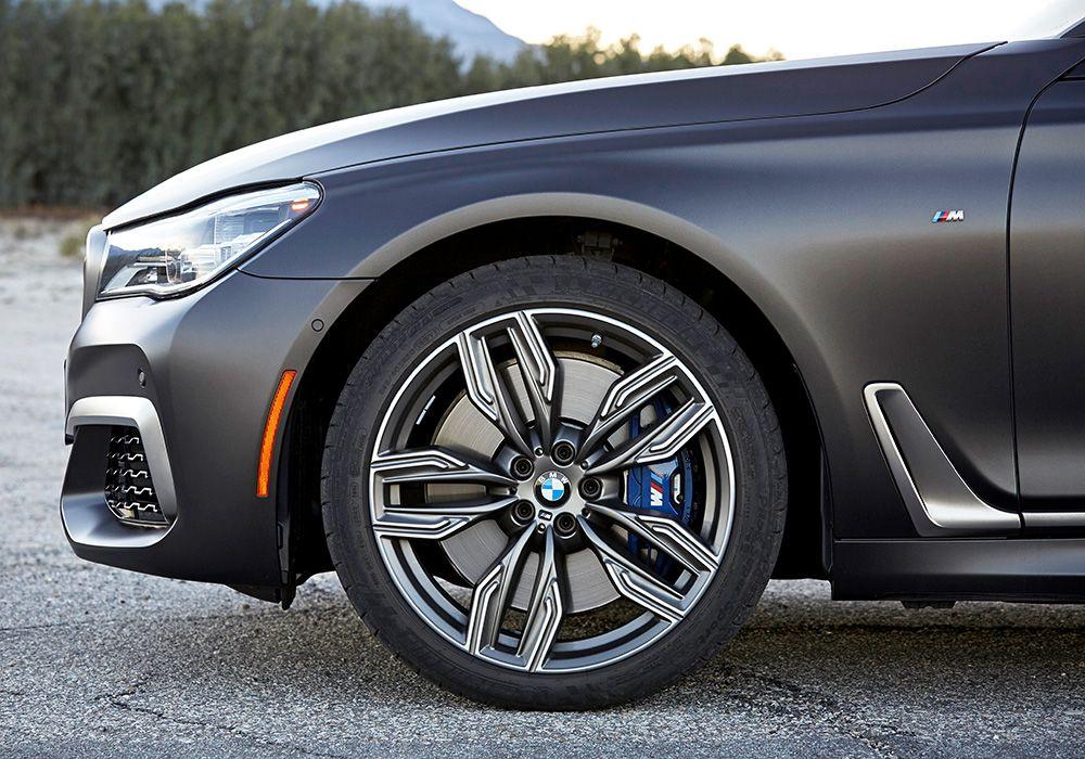 BMW 7er G11 G12 M Paket Felgen