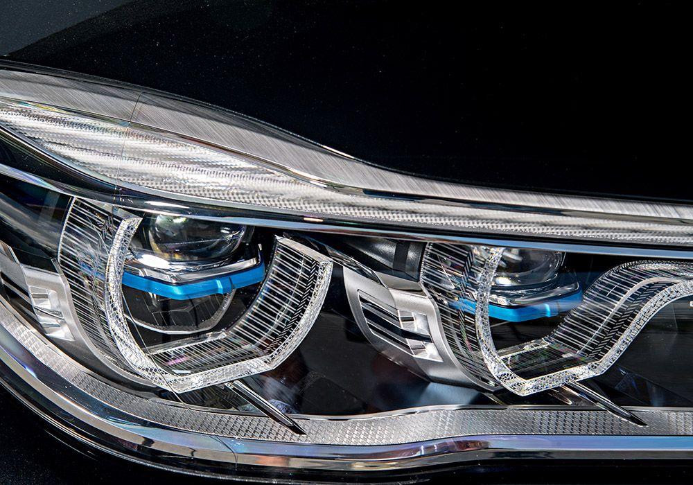 BMW 7er G11 G12 Laserlicht