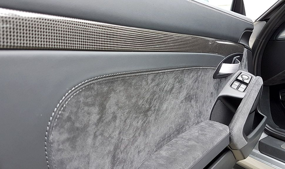 Porsche 911 GT3 RS Fahrertür