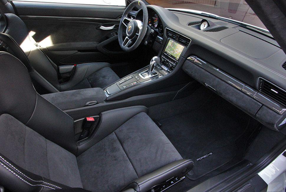 Porsche 911 GT3 RS Innenraum