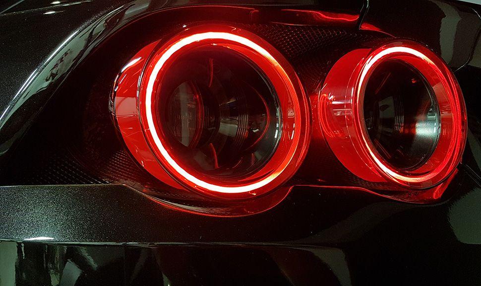 Ferrari GTC4Lusso Rückleuchten