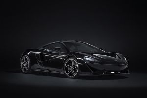 McLaren 570GT MSO Black Collection