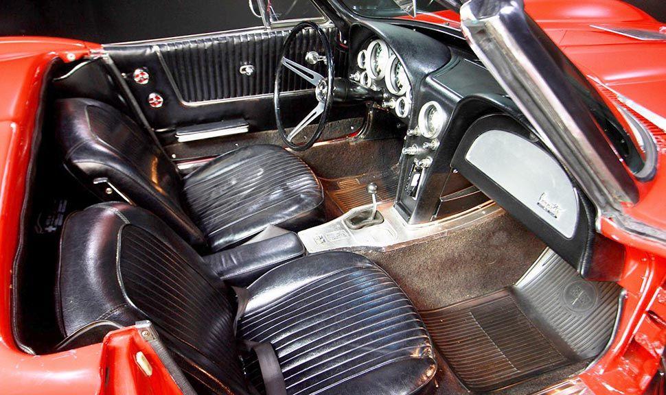 Chevrolet Corvette C2 V8 Cabrio