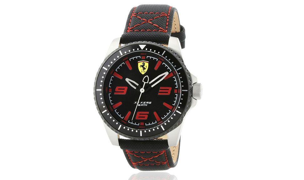 Die Uhr XX Kers Scuderia Ferrari