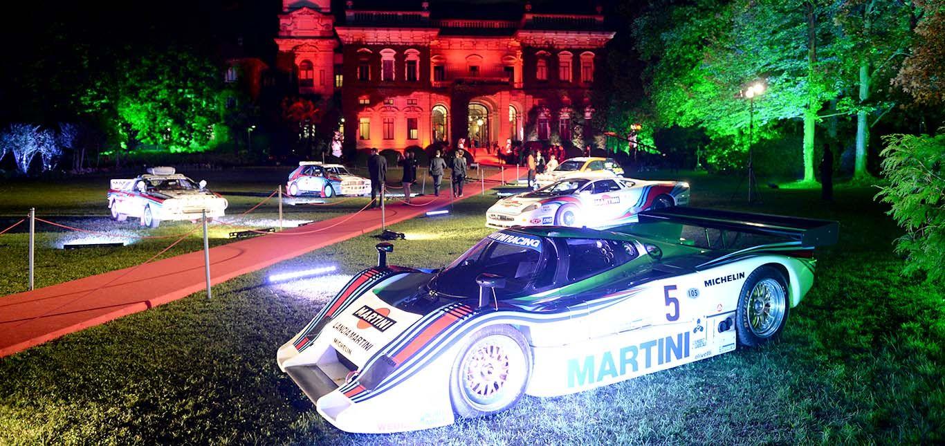 Martini Racing Fahrzeuge