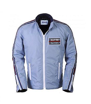 Martini Racing Jacke Blau