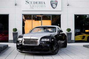 Artikelbild BeschreibungVon der Vision zur Wirklichkeit: Einzigartiger Rolls Royce Wraith Ares Design6681