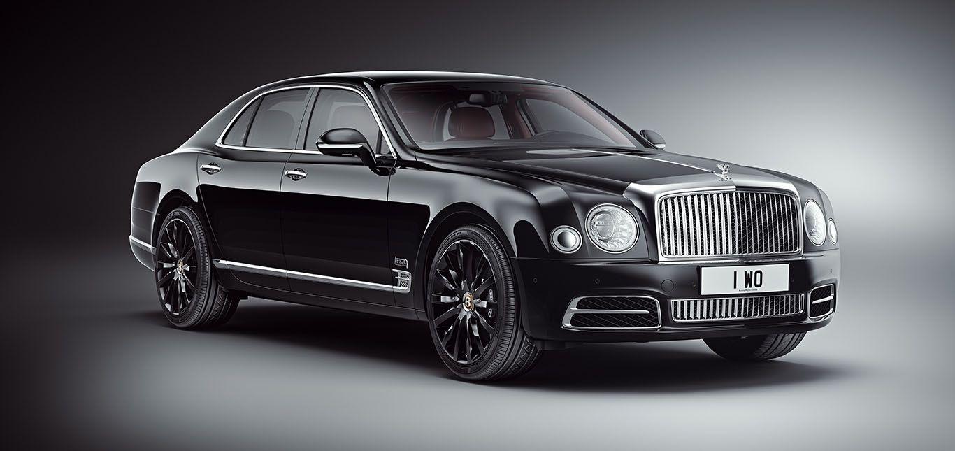 Bentley Mulsanne W. O. Edition by Mulliner