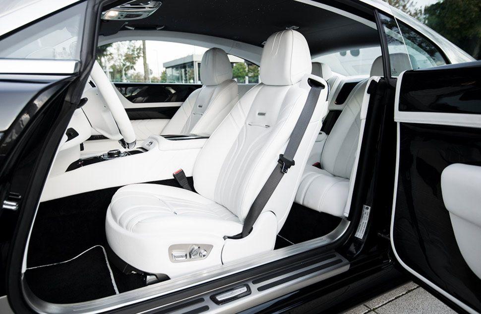 Carbild BeschreibungRolls Royce Wraith Ares Performance6836