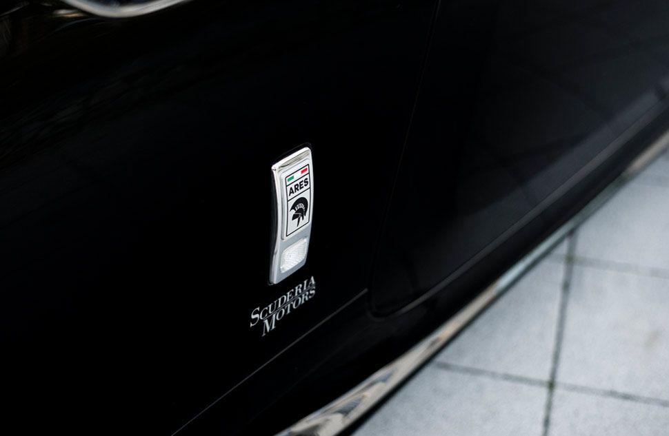 Carbild BeschreibungRolls Royce Wraith Ares Performance6838