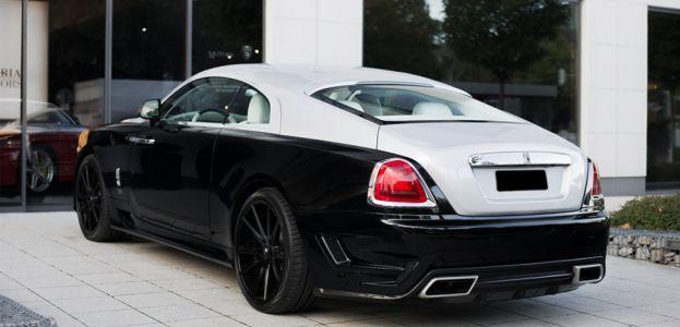 Carbild BeschreibungRolls Royce Wraith Ares Performance6843