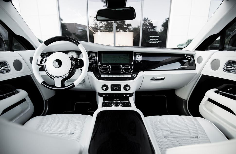 Carbild BeschreibungRolls Royce Wraith Ares Performance6844
