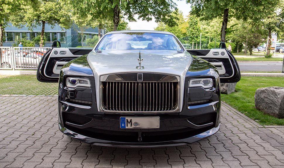 Carbild BeschreibungRolls Royce Wraith Ares Performance6847