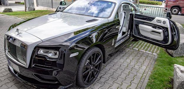 Carbild BeschreibungRolls Royce Wraith Ares Performance6848