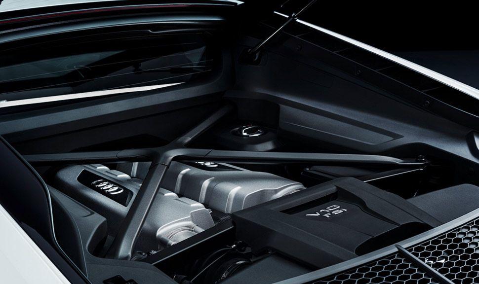 Audi R8 RWS Motor