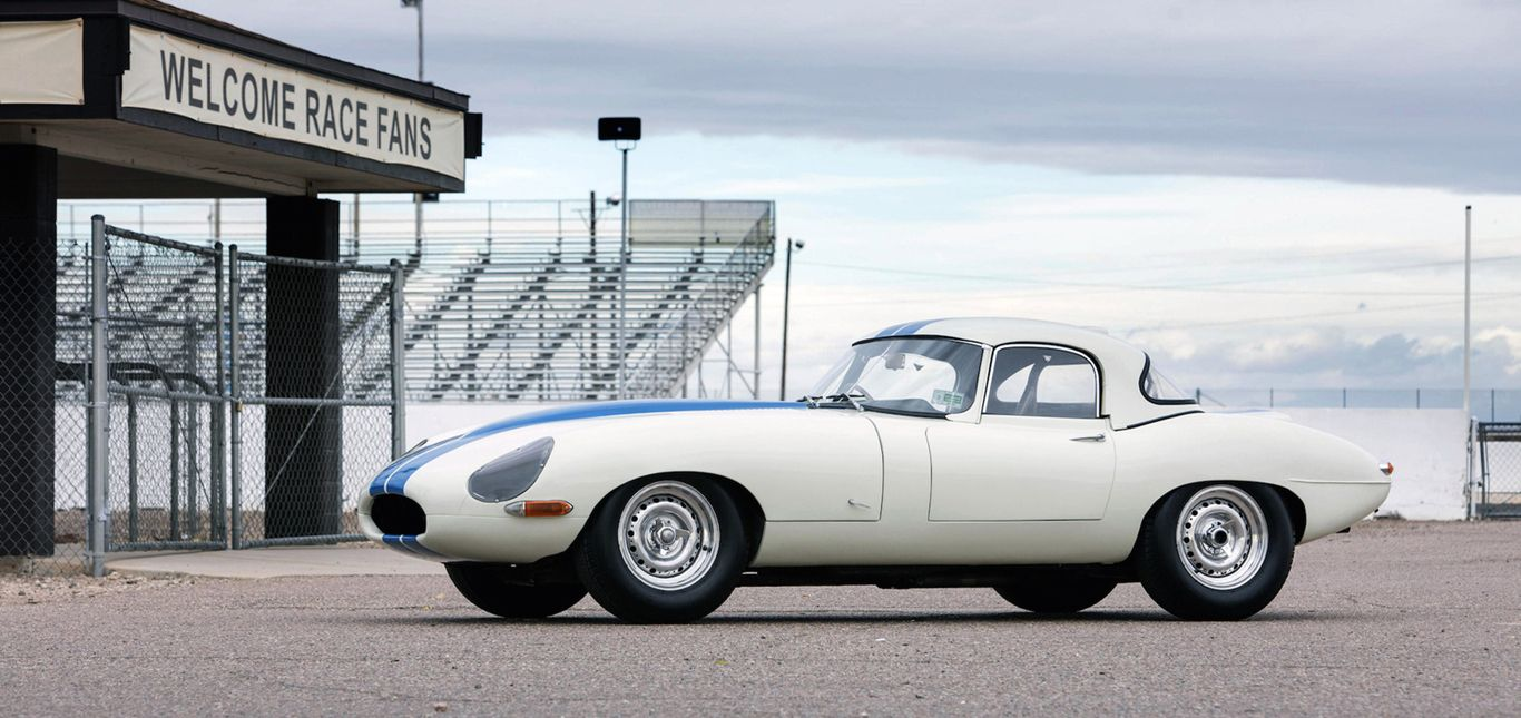 Jaguar E-Type Lightweight Competition von 1963