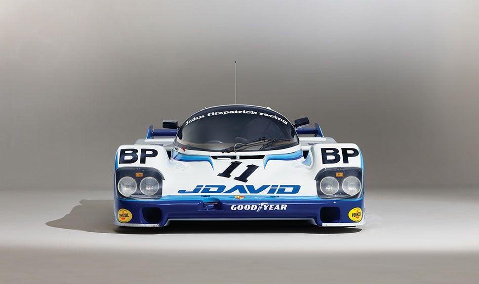 Porsche 956 frontal