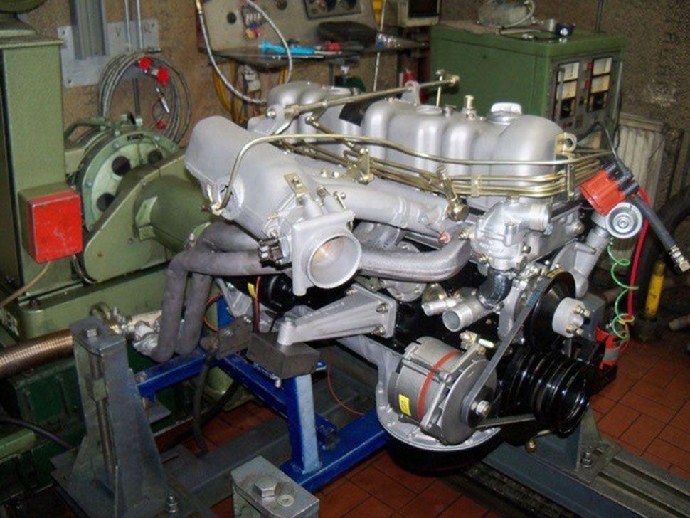 Motor Mercedes 280 SL Pagode