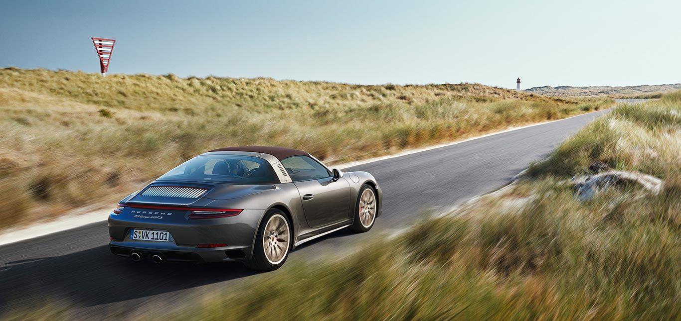 Artikelbild BeschreibungDer Porsche 911 Targa 4 GTS Exclusive Manufaktur Edition7040