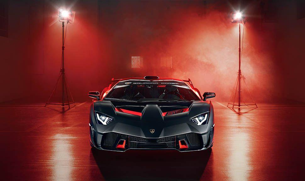 Lamborghini SC 18 Aventador Frontal