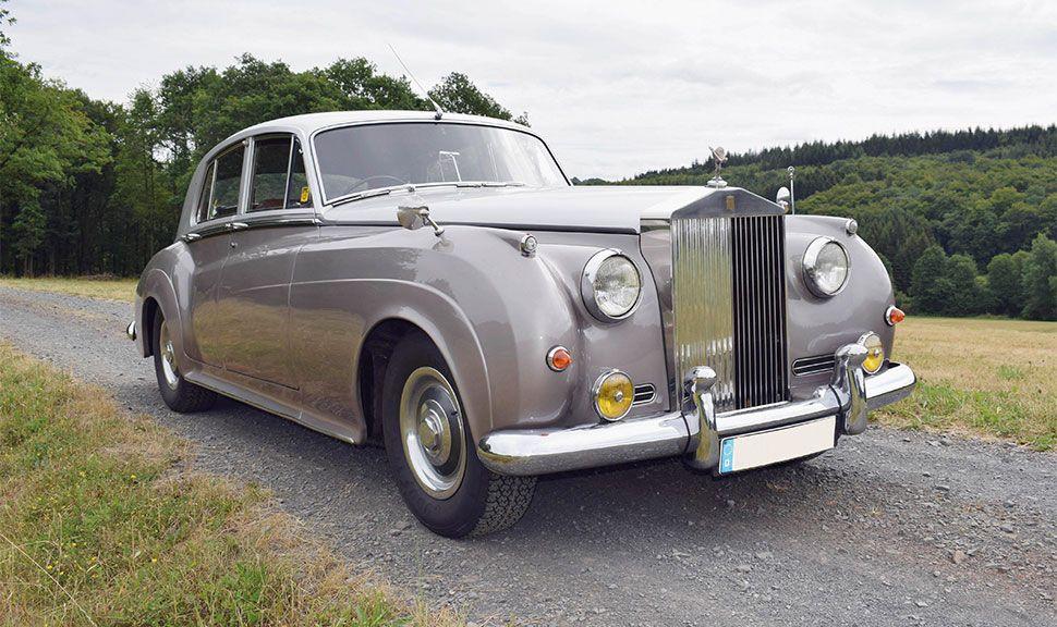 Rolls-Royce von Paul Breitner