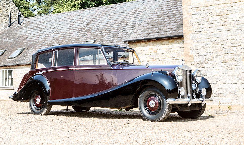 Rolls-Royce der Queen