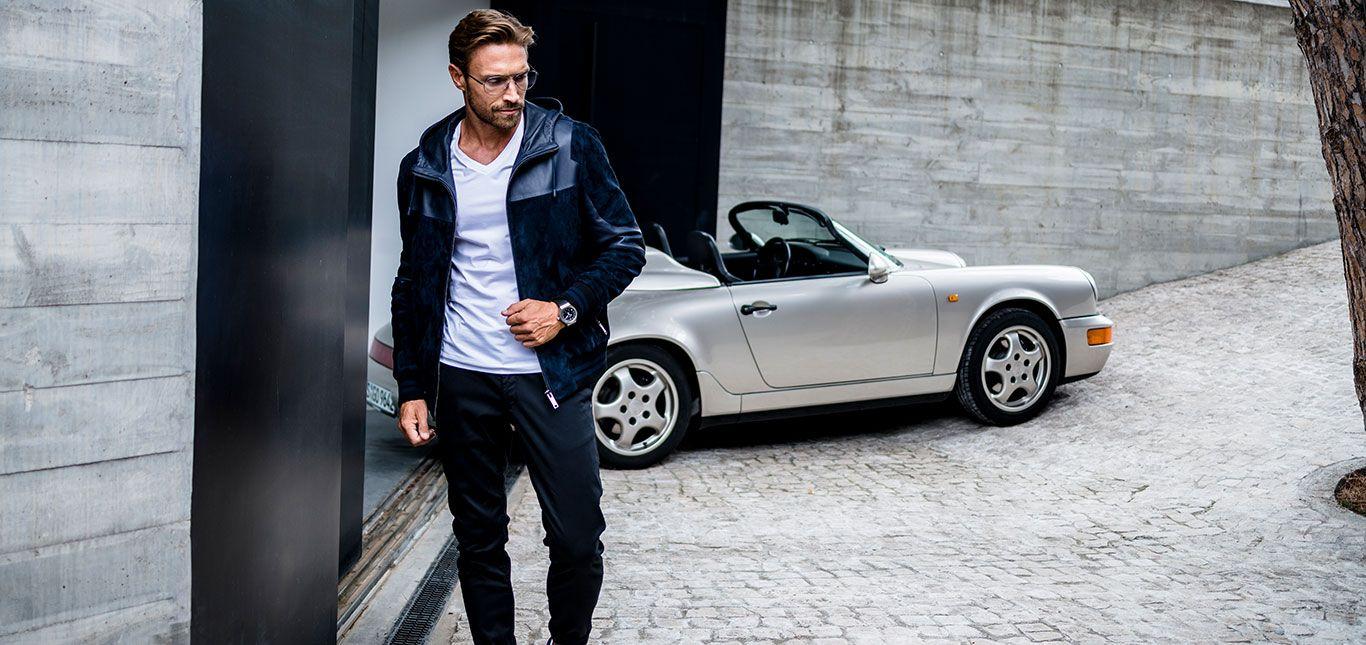 Kleidung von Porsche Design
