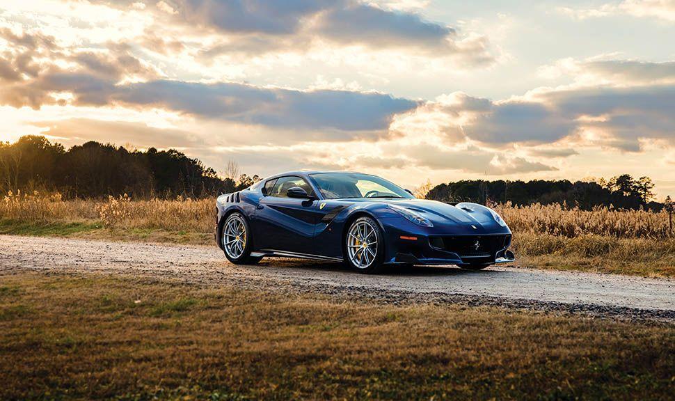 Ferrari F12 tdf