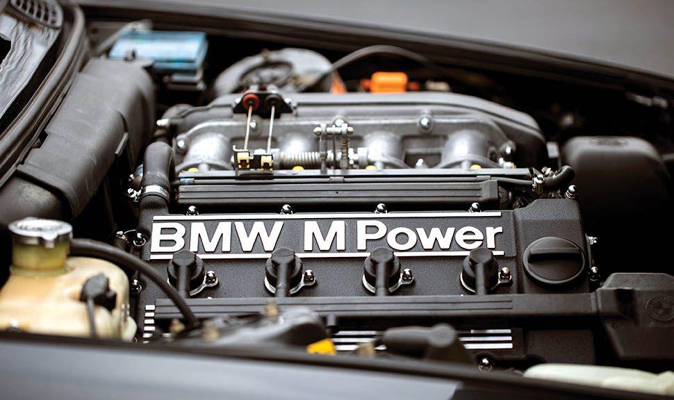 BMW M3 (E30) Motor