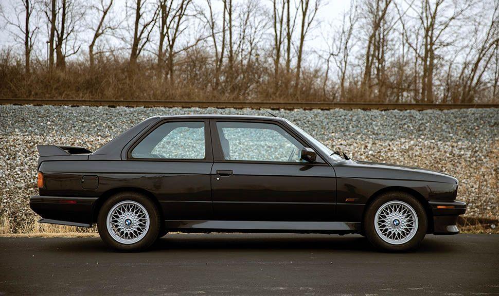 BMW M3 (E30) Seitenansicht