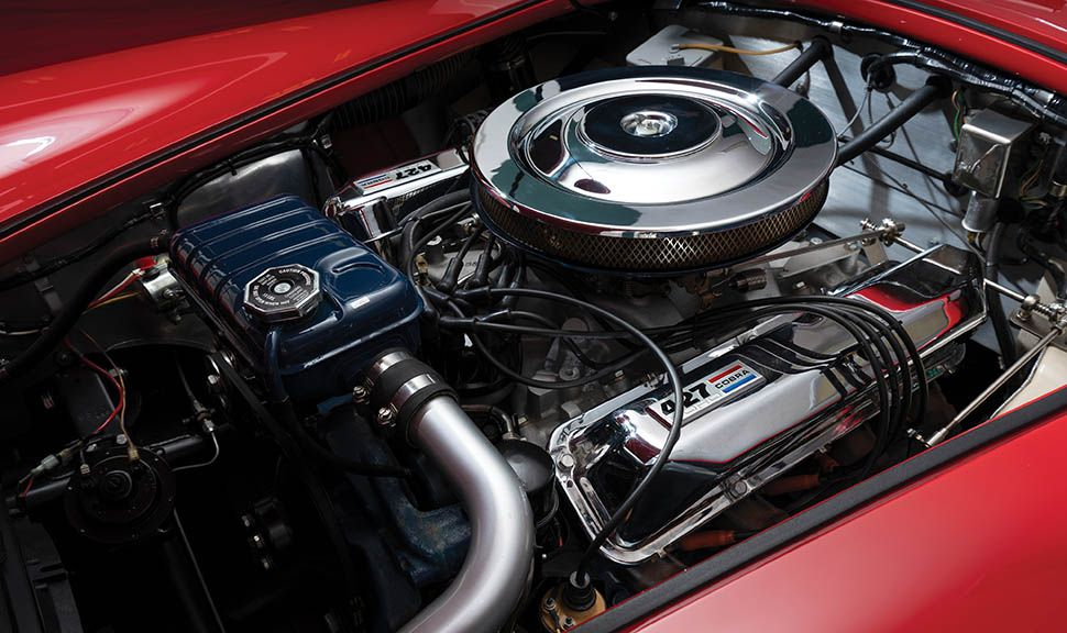 Shelby Cobra Motor
