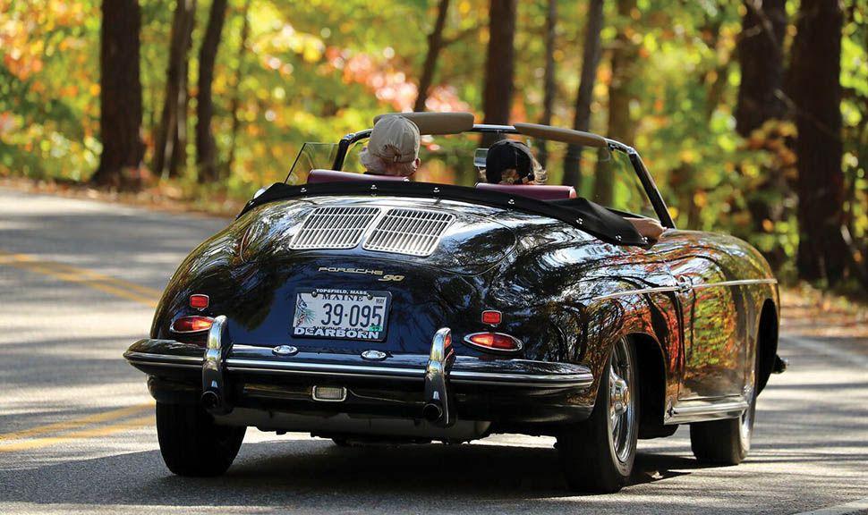 Porsche 356 B Super 90 Roadster