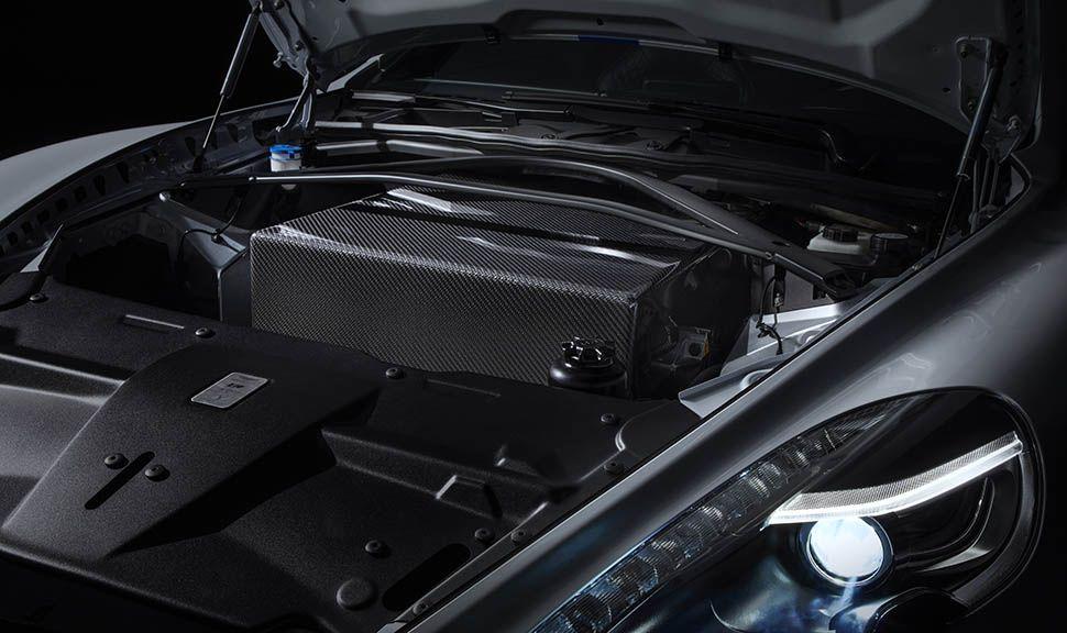 Aston Martin Rapide E Kofferraum