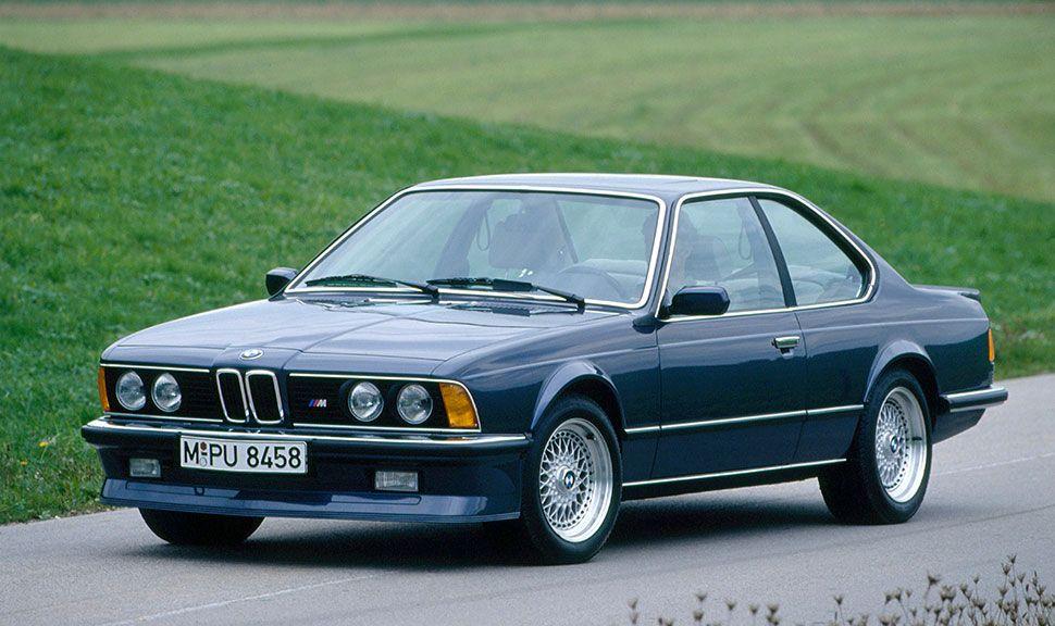 Front und Seite des BMW 8