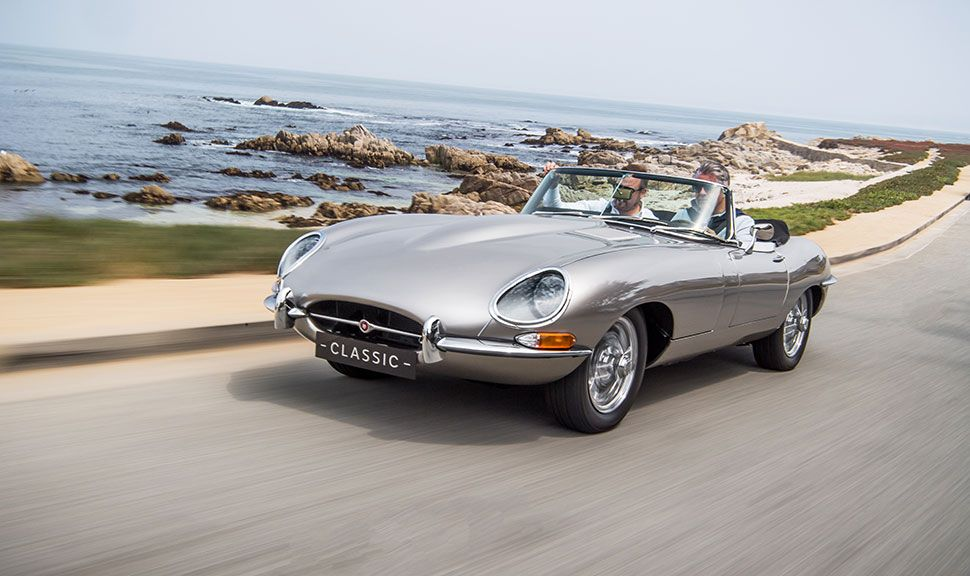 Jaguar E-Type Cabrio