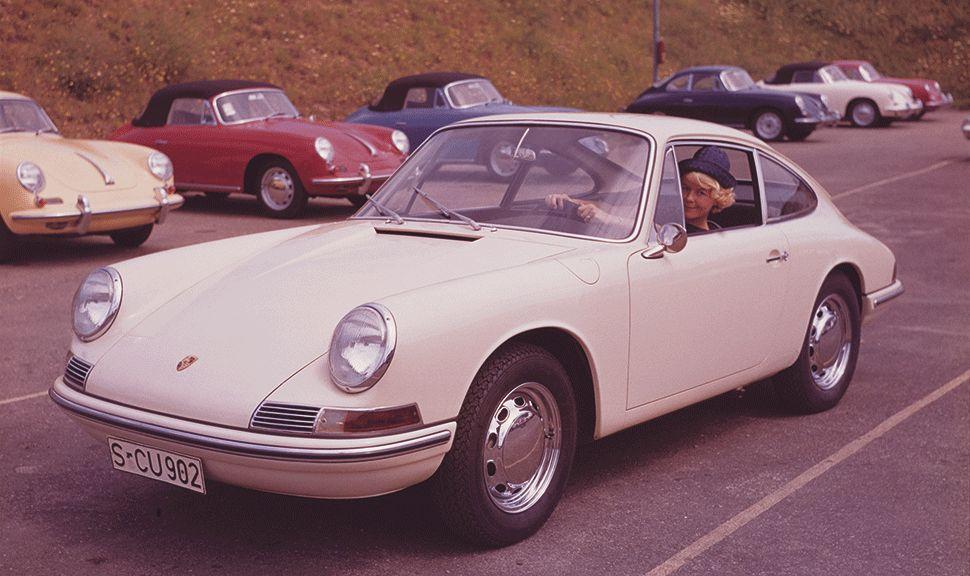 Porsche 911von 1964