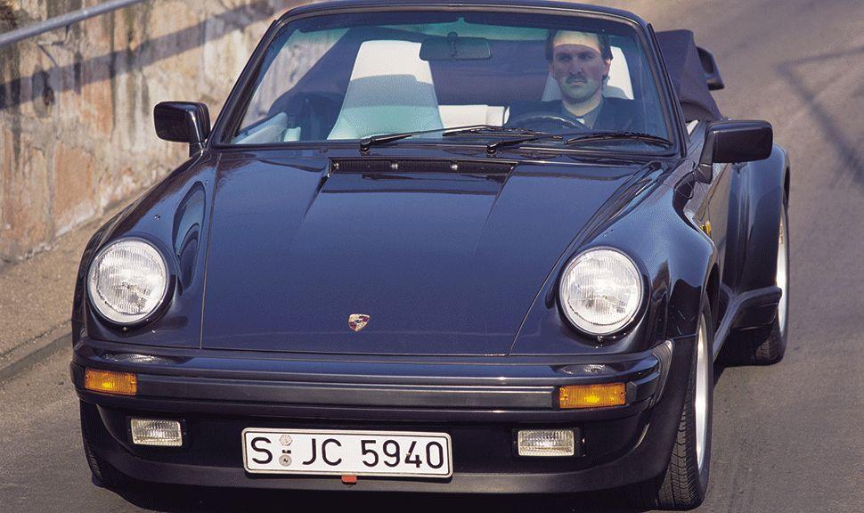 Porsche 911 Turbo 3.3 von 1987