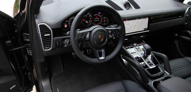 Carbild BeschreibungPorsche Cayenne Turbo7812